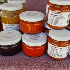 Minőségi paprikakrém kápia paprikából - 220ml