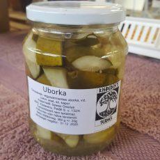Ecetes uborka savanyúság - 720ml