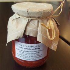 Sült Paradicsom Chilis Paradicsomlében - 370 ml