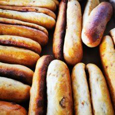 Hotdog kifli  - 100g