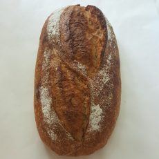 Bio kenyér félbarna - 750g