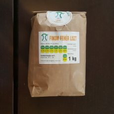 Pi finom fehér liszt - 1 kg-os kiszerelésben - 350 Ft/kg