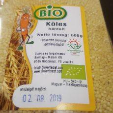 Bio Köles 0,5 kg