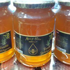 Szolídágo-aranyvessző méz