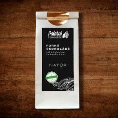 Forró Csokoládé Italpor Natúr - 2 adagnyi mennyiség - édesítés mentes