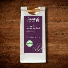 Forró Csokoládé Italpor MOGYORÓS- 2 adagnyi mennyiség - édesítés mentes