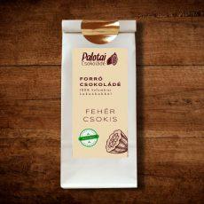 Forró Csokoládé Italpor FEHÉR CSOKIS- 2 adagnyi mennyiség - édesítés mentes