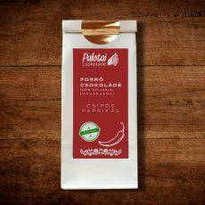 Forró Csokoládé Italpor CSÍPŐSPAPRIKÁS - 2 adagnyi mennyiség - édesítés mentes
