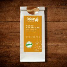 Forró Csokoládé Italpor GYÖMBÉRES - 2 adagnyi mennyiség - ésedítés mentes