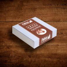 Szeletcsokoládé Kakaóbab Törettel - 70g